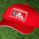 MSA Baseball cap in red